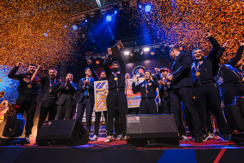 Боксеры Уральского федерального округа выиграли Кубок России по боксу