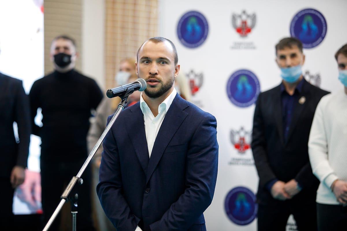 Первенство Уральского федерального округа по боксу среди юношей 15-16 лет