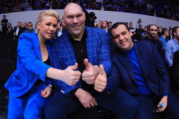 Николай Валуев: раньше нам явно не хватало Всероссийских боксерских форумов