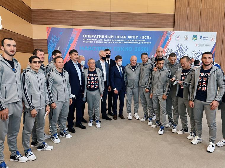 Российские боксеры к Олимпиаде готовы