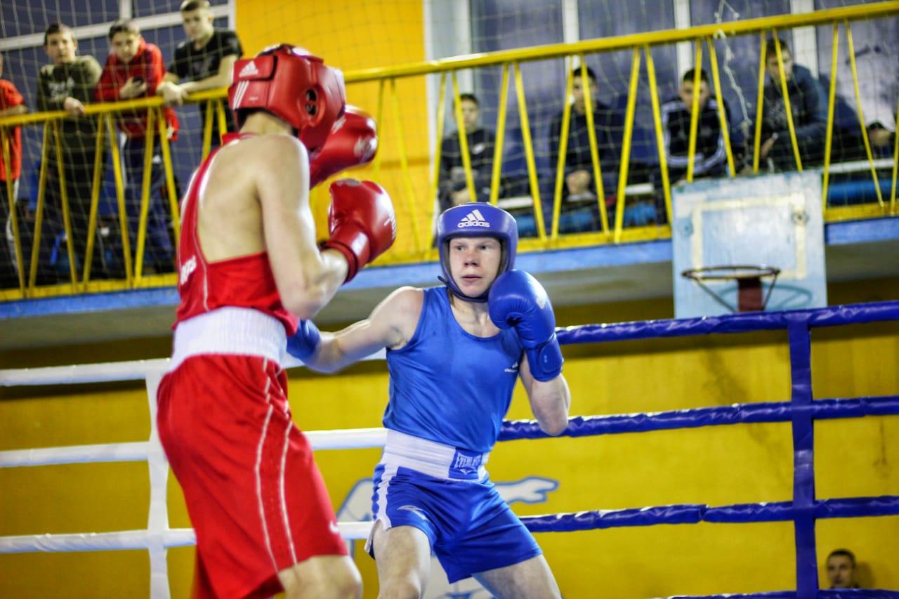Финал Первенства Свердловской области по боксу среди юношей 15-16 лет