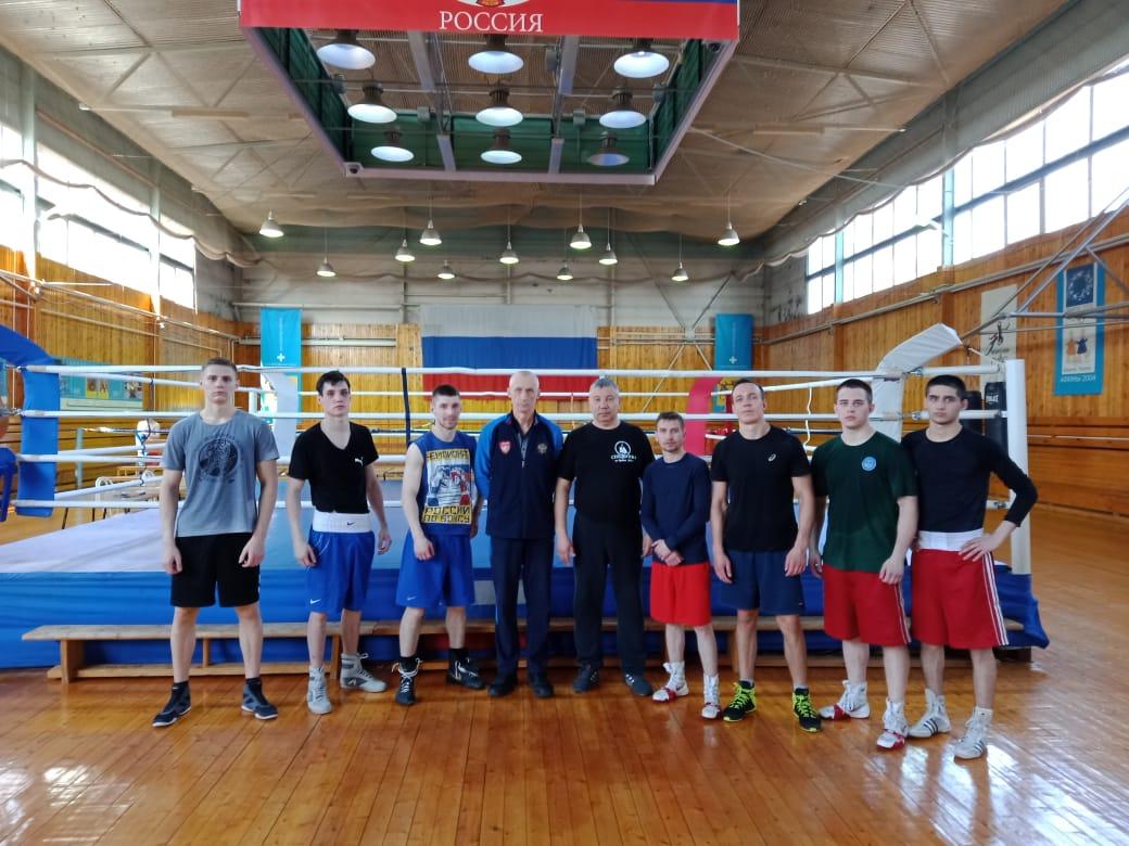 Тренировочные мероприятия в Чехове 2021