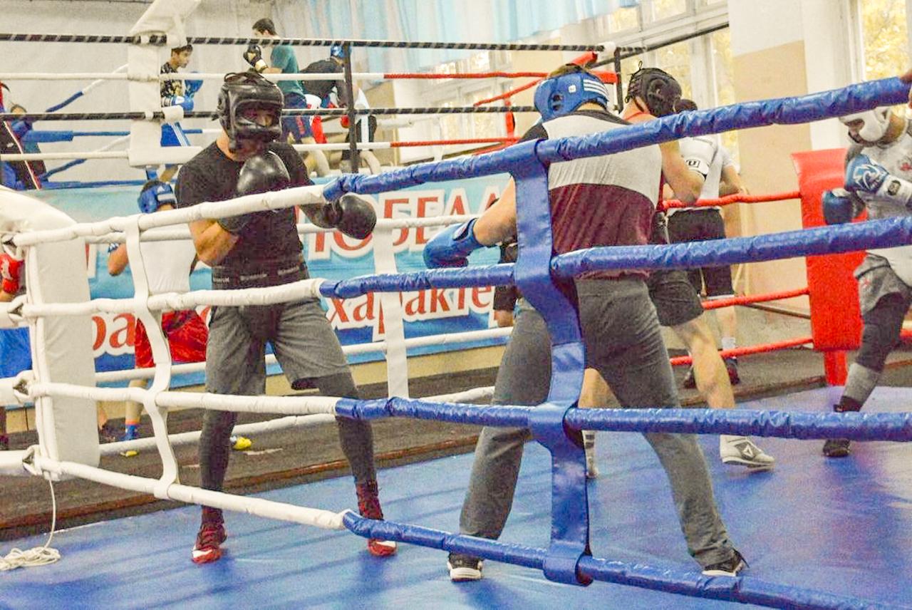 Стартовала подготовка к Чемпионату России по боксу среди мужчин 2021