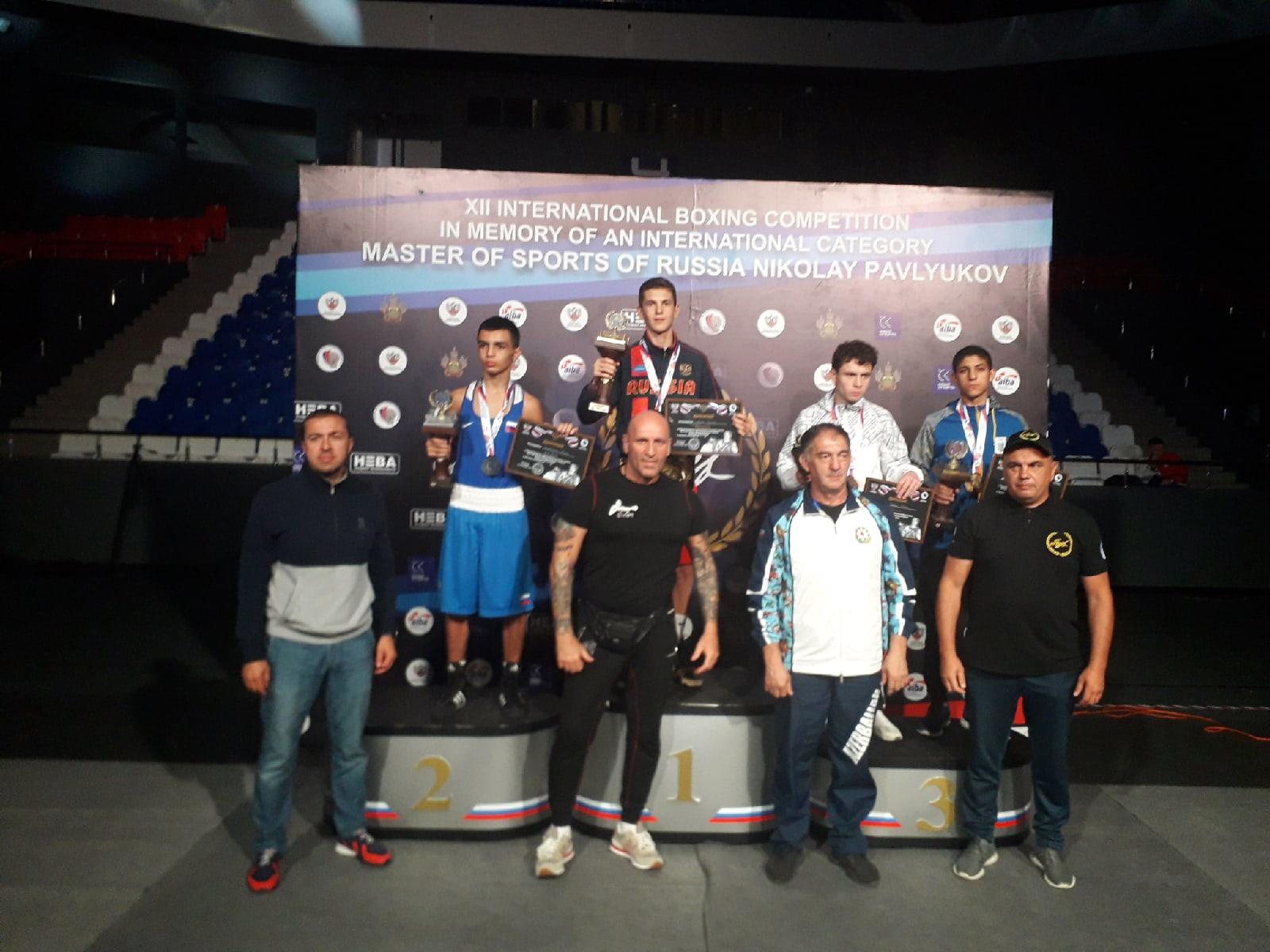 Итоги XII международного турнира по боксу среди юниоров 17-18 лет памяти МСМК Николая Павлюкова