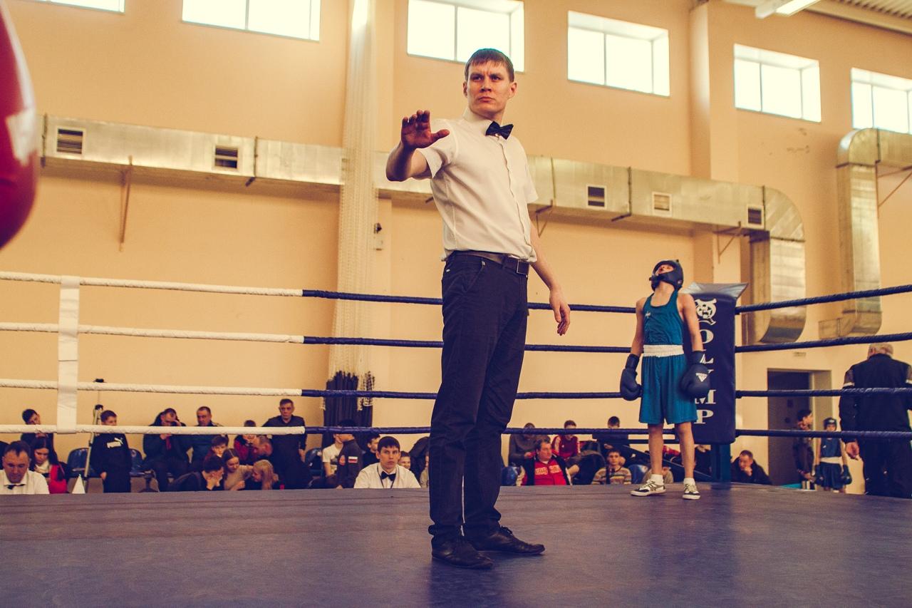 Семинар по правилам бокса