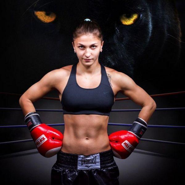 Татьяна Зражевская 27 марта в Екатеринбурге проведет титульный бой с Эстреллой Вальверде