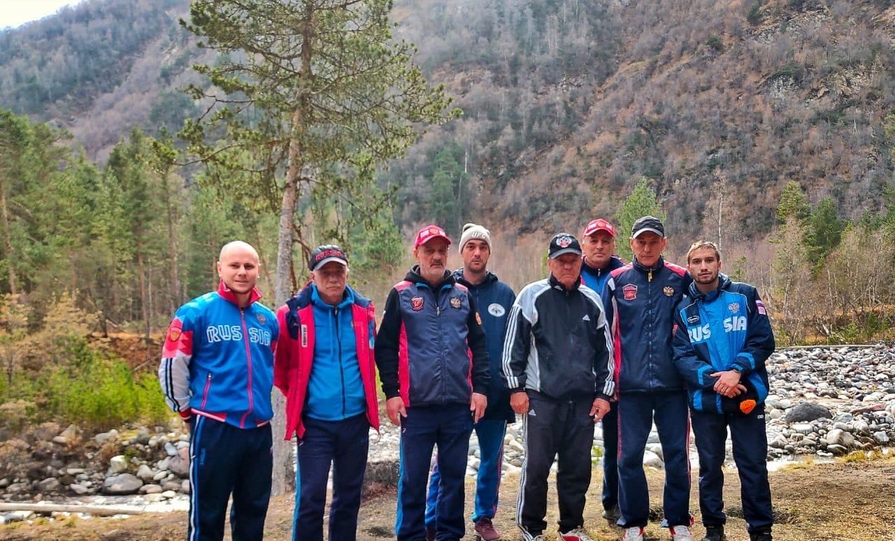 Свердловские спортсмены готовятся к Чемпионату России по боксу