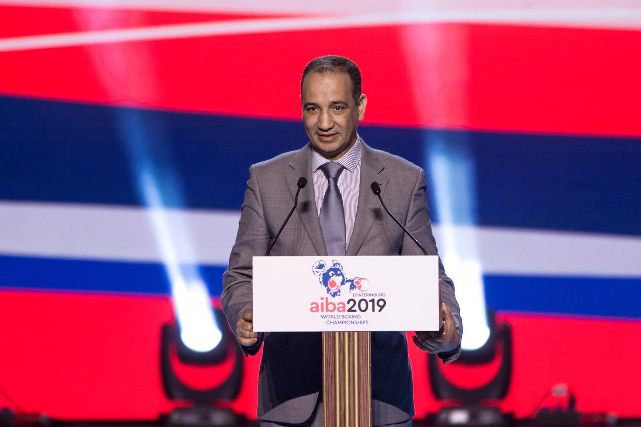 Мохамед Мустасан: уверен, что чемпионат мира в Екатеринбурге будет одним из самых успешных в истории AIBA