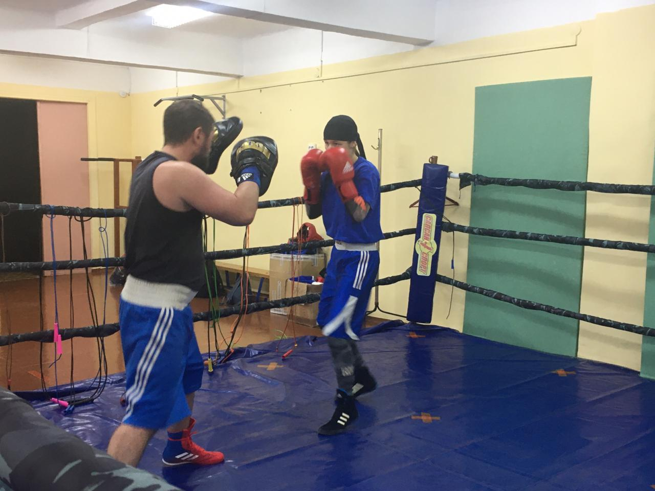 Пискунова Ольга представит Свердловскую область на чемпионате России по боксу среди женщин