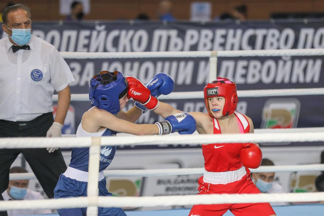 Спортсменка из Краснотурьинска стала Чемпионкой Европы среди юниорок