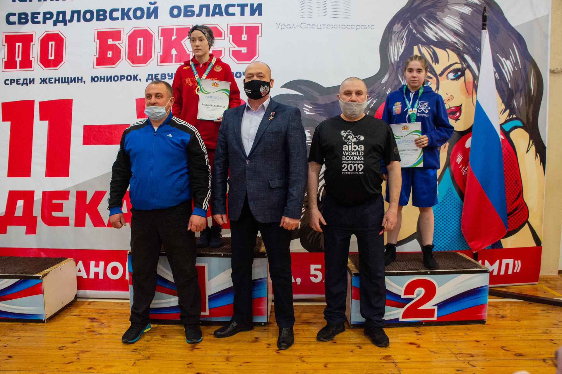 Первенство и чемпионат Свердловской области среди женщин, юниорок, девушек и девочек